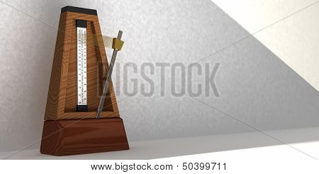 Wooden Metronome