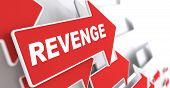stock photo of revenge  - Revenge Concept - JPG