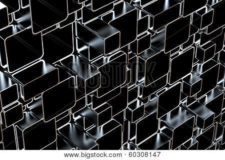3D Metal Tubes