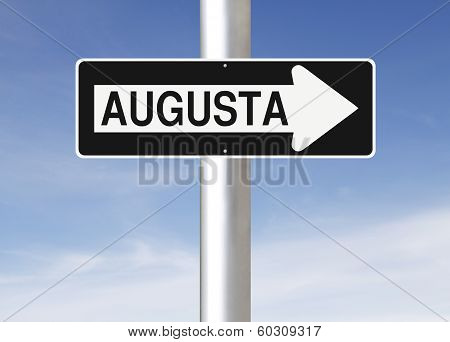 This Way to Augusta
