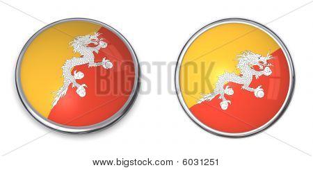 Banner Button Bhutan