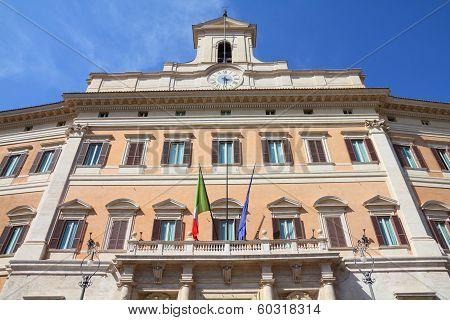 Rome - Montecitorio