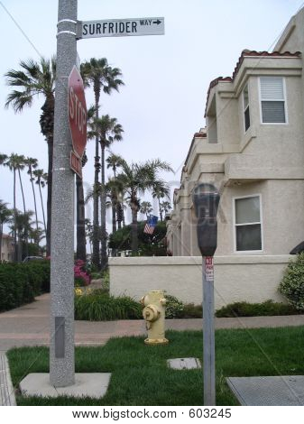 Oceanfront Homes And Corner