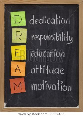 Engagement Verantwortung Erziehung Haltung Motivation