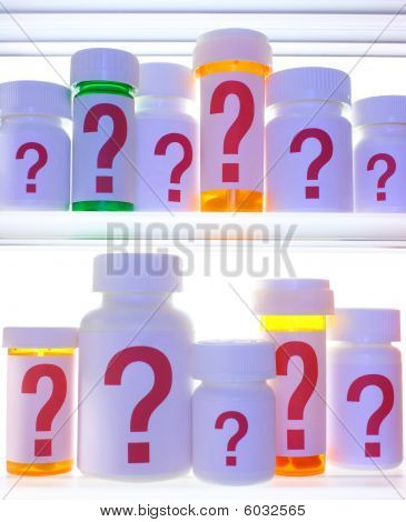 Medicine Cabinet Of Questions