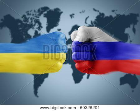 Ukraine X Russia