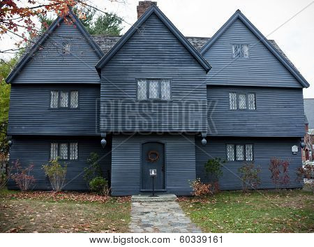 The Witch House, Salem, Massachusetts