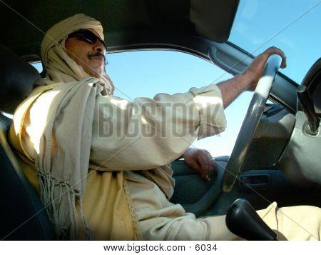 Arab Driver