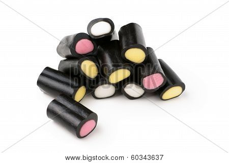Liquorice Pencils