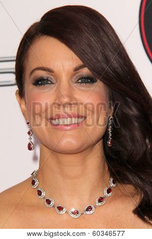 LOS ANGELES - FEB 22:  Bellamy Young at the 45th NAACP Image Awards Arrivals at Pasadena Civic Auditorium on February 22, 2014 in Pasadena, CA