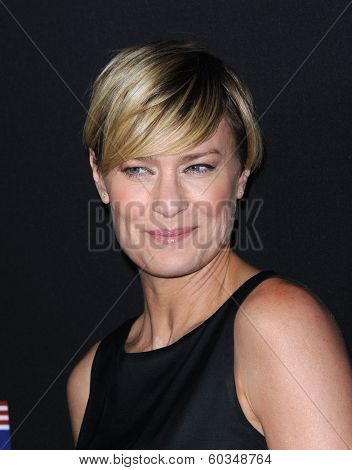 LOS ANGELES - FEB 13:  Robin Wright the