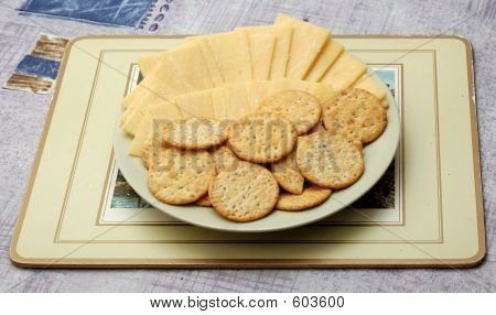Cheese And Crackers 1
