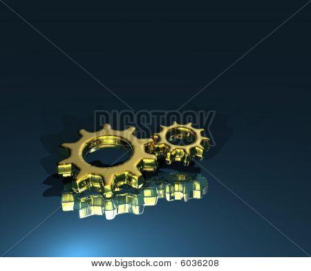 Mechanical Wheels on Water