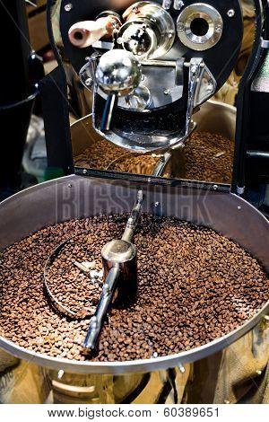 Machine For Roast Coffee Beans