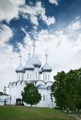 Saint Sophia Cathedral in Vologda city