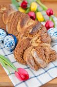 Traditional German Easter Bread