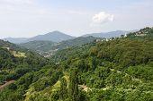 stock photo of genova  - Passo dei Giovi  - JPG