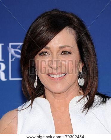 LOS ANGELES - APR 29:  Patricia Heaton arrives to the