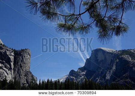 Yosemite's Half Dome - CA
