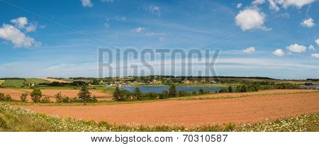 French River and Farms