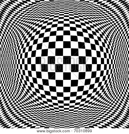 Op Art Design Pattern