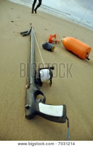 Spearfishing kit