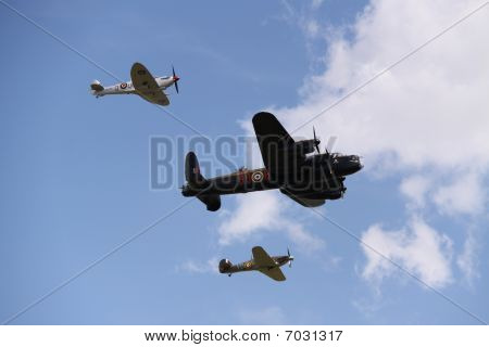 The Royal Air Force Battle of Britain Memorial Flight