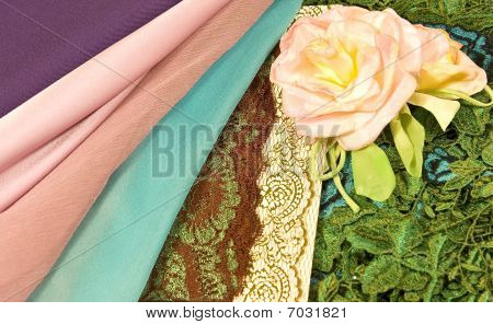 Silks And Roses