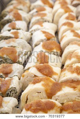 Ajdovi struklji pastry