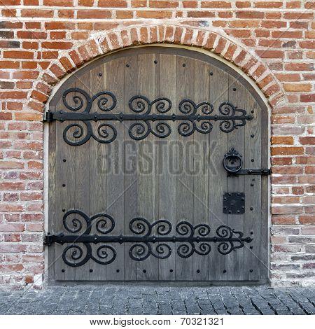 Ornamented Doors