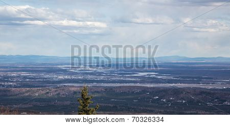 Fairbanks and the Chena River