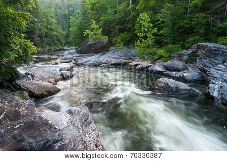 Chattooga Wild & Scenic River