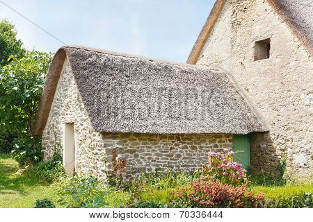 Old Breton Country House