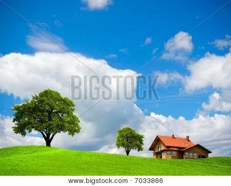House On The Green Hill