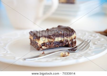 Chocolate Nanaimo Bar