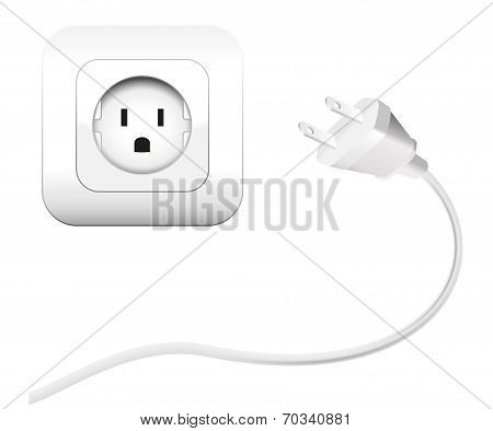 Plug and Socket NEMA connector
