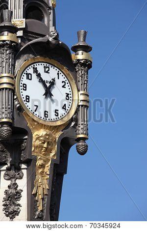 Clock of Tassin la Demi Lune, Lyon
