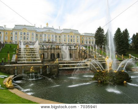 Petergoph, Russia