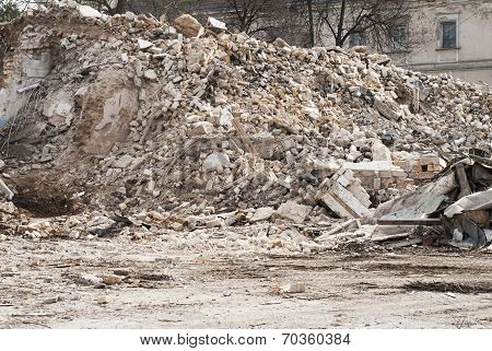 Construction and Demolition Debris