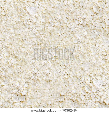 white cottage cheese heap background