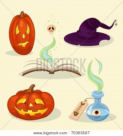 Helloween Objects
