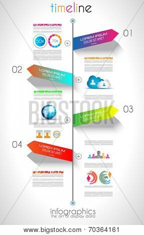 Social Media and Cloud concept Infographic background with a lot of icons for seo, advertising banners, cover materials or branding brochures