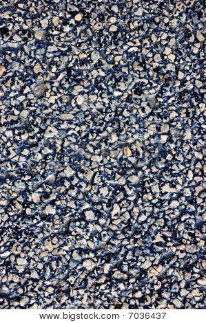 Asphalt Tarmac Closeup