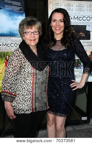 LOS ANGELES - AUG 15:  Kate Connor, mother at the