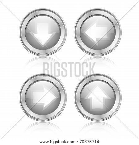button with download sign