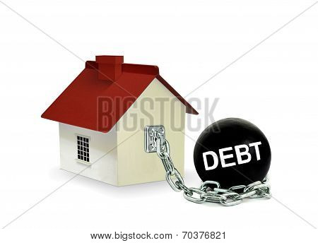 House With Debt Ball