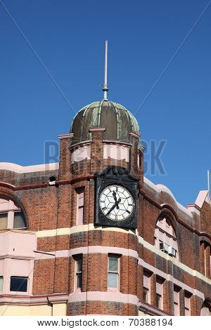 Newcastle Historical Architecture