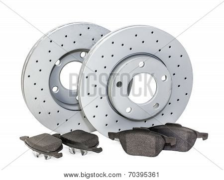 Auto Parts. Brakes