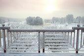 picture of sleet  - Winter - JPG