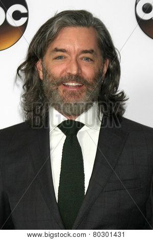 LOS ANGELES - JAN 14:  Timothy Omundson at the ABC TCA Winter 2015 at a The Langham Huntington Hotel on January 14, 2015 in Pasadena, CA